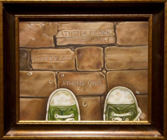 Adrian Blake-Boots and Bricks 2