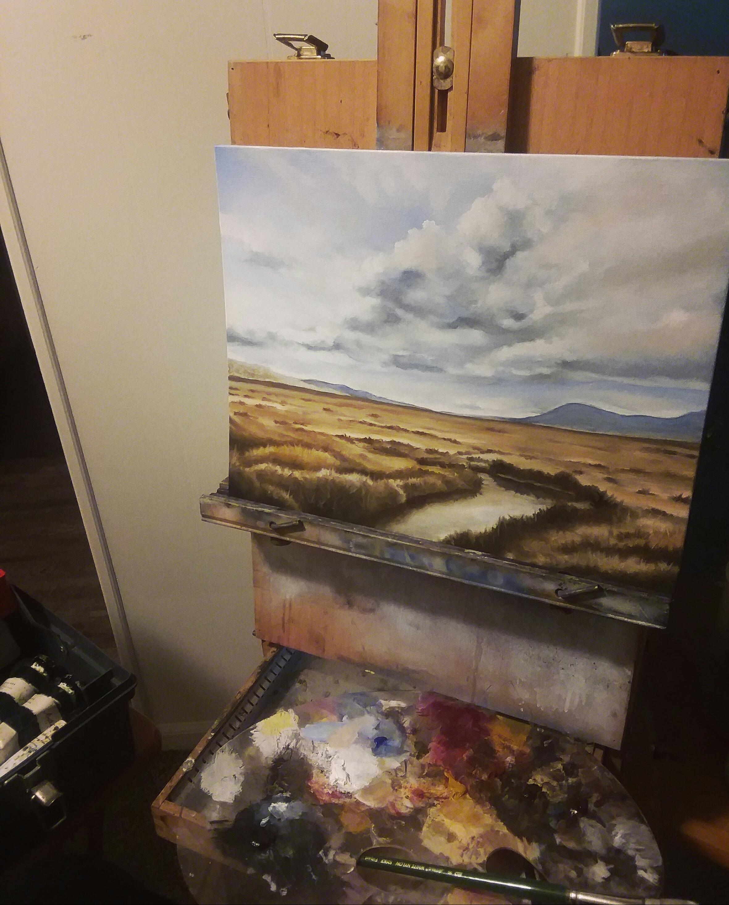 Adrian Blake Landscape